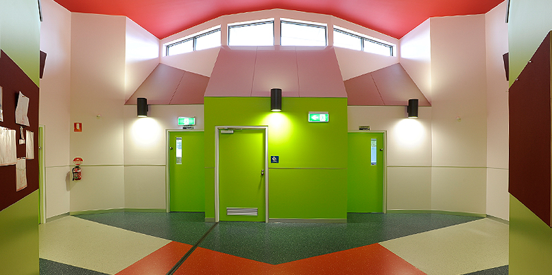 Western Autistic School Hede Architects